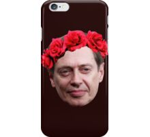 Buscemi Flower Crown iPhone Case/Skin