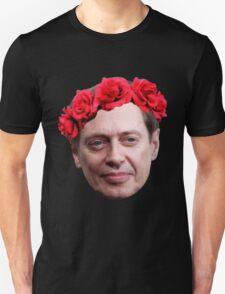 Buscemi Flower Crown Unisex T-Shirt