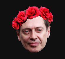 Buscemi Flower Crown Mens V-Neck T-Shirt