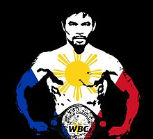 MANNY PACQUIAO by ZARATE-VI