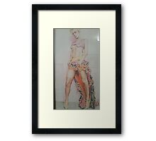 Paris Hilton  Framed Print