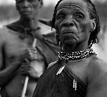 The Khoi-San of the Kalahari by Courtney Goddard