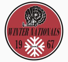1967 Winter Nationals One Piece - Short Sleeve