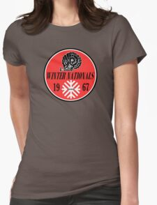 1967 Winter Nationals Womens Fitted T-Shirt