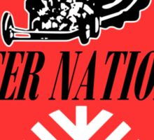 1967 Winter Nationals Sticker