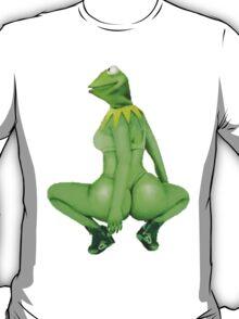 Kermit Anaconda Meme T-Shirt