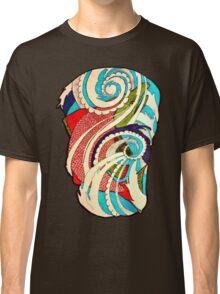 Swimming Salmon - Japanese Tattoo-ish Style (Inked Version) Classic T-Shirt