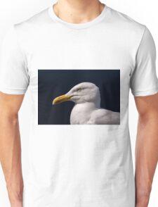 Seagull on the Ring of Dingle, Southwest Coast of Ireland Unisex T-Shirt