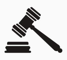 Judge hammer by Designzz