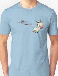 sweet little reindeer droppings Unisex T-Shirt