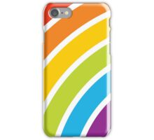 A Rainbow World iPhone Case/Skin