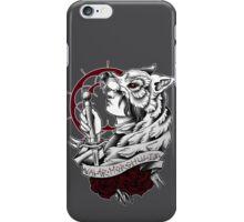 All Men Must Die iPhone Case/Skin
