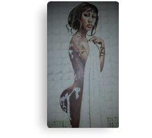 Buffy The Body Canvas Print