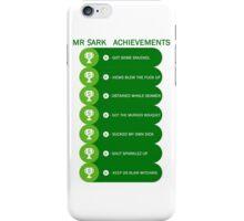 Mr Sark iPhone Case/Skin