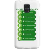 Mr Sark Samsung Galaxy Case/Skin