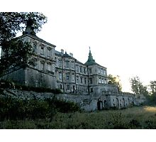 Old castle... Photographic Print