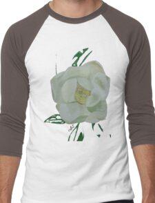 Magnolia Little Gem Men's Baseball ¾ T-Shirt