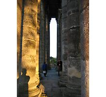 Old cathedral Photographic Print