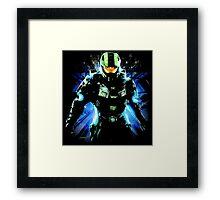 Halo Life Framed Print
