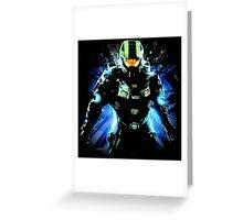 Halo Life Greeting Card