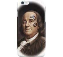 Ben Franklin Original Gangsta' iPhone Case/Skin