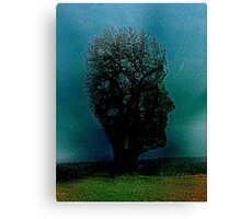 Pink Floyd Tree of Death Canvas Print