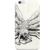 Man-Spider iPhone Case/Skin