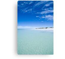 Beach - Western Australia Canvas Print