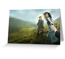 Outlander Greeting Card