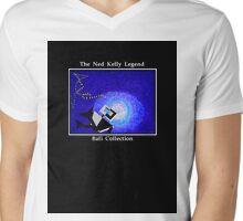 Reef diving Mens V-Neck T-Shirt