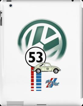 53 THE LOVE BUG CAR VW beatle by ALIANATOR