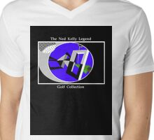 P.O.V. Golf Ball Mens V-Neck T-Shirt