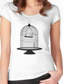 Cage the Elephant Women's Fitted Scoop T-Shirt