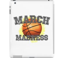 March Madness iPad Case/Skin