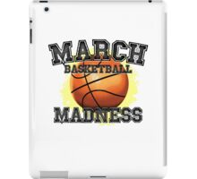 March Basketball Madness iPad Case/Skin