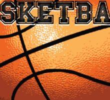March Basketball Madness Sticker