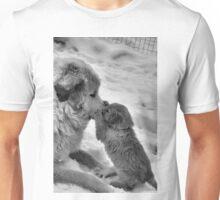 Double Paw Kiss Unisex T-Shirt