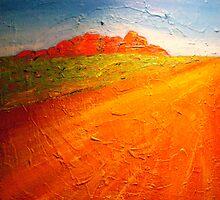 Outback Road ~~Australia by gillsart