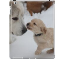 U`dens I love you Uncle Goliath iPad Case/Skin