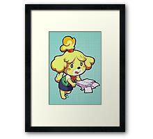 Isabelle Print Framed Print