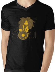 Soul Mens V-Neck T-Shirt