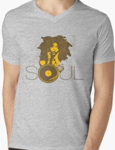 Soul Mens V-Neck T-Shirt