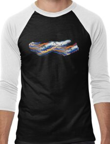 Live Music  Men's Baseball ¾ T-Shirt