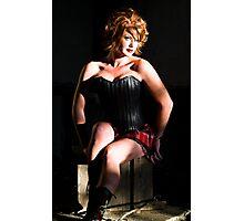 Model: Kellie Photographic Print