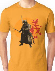 Samurai Warrior Unisex T-Shirt