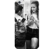 Disconnect iPhone Case/Skin