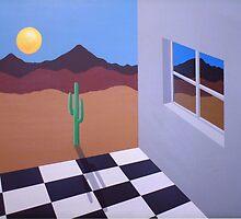 Desert Windows by David Bush