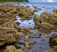 Down at the Rocks by Katie Grainger