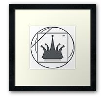 Luxury Redefined Seal Framed Print