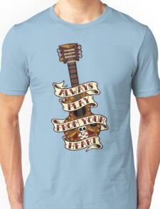 Always Play From your Heart T-Shirt